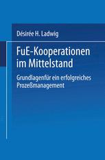 F&E-Kooperationen im Mittelstand