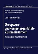 Groupware und computergestützte Zusammenarbeit