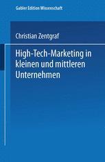 High-Tech-Marketing in kleinen und mittleren Unternehmen