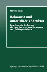 Holocaust und autoritärer Charakter