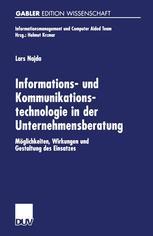 Informations- und Kommunikationstechnologie in der Unternehmensberatung