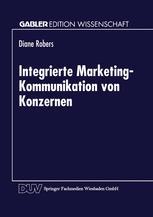 Integrierte Marketing-Kommunikation von Konzernen
