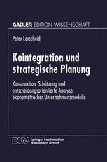 Kointegration und strategische Planung