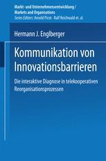 Kommunikation von Innovationsbarrieren