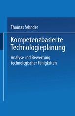 Kompetenzbasierte Technologieplanung