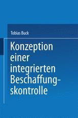 Konzeption einer integrierten Beschaffungskontrolle