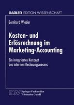 Kosten- und Erlösrechnung im Marketing-Accounting