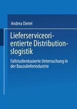 Lieferserviceorientierte Distributionslogistik