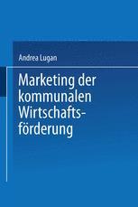 Marketing der kommunalen Wirtschaftsförderung