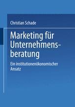 Marketing für Unternehmensberatung