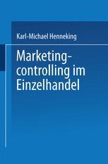 Marketingcontrolling im Einzelhandel