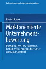 Marktorientierte Unternehmensbewertung