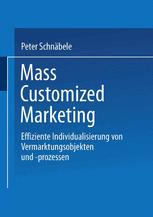 Mass Customized Marketing