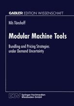 Modular Machine Tools