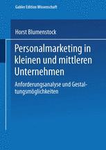 Personalmarketing in kleinen und mittleren Unternehmen