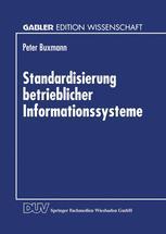 Standardisierung betrieblicher Informationssysteme