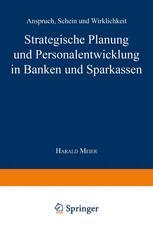 Strategische Planung und Personalentwicklung in Banken und Sparkassen