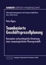 Teambasierte Geschäftsprozeßplanung