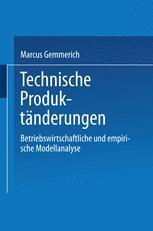 Technische Produktänderungen