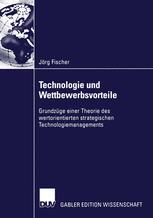 Technologie und Wettbewerbsvorteile