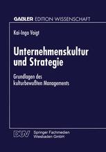 Unternehmenskultur und Strategie