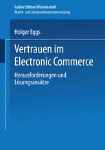 Vertrauen im Electronic Commerce