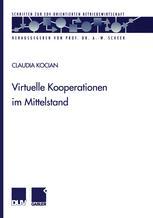 Virtuelle Kooperationen im Mittelstand