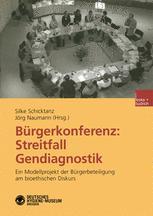 Bürgerkonferenz: Streitfall Gendiagnostik