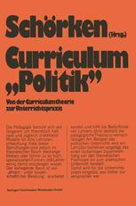 Curriculum »Politik«