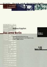 Das arme Berlin