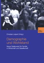 Demographie und Wohlstand