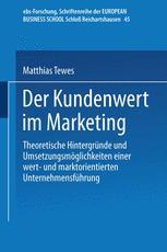 Der Kundenwert im Marketing