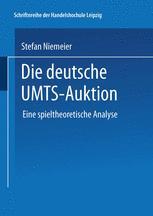 Die deutsche UMTS-Auktion