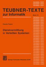 Dienstvermittlung in Verteilten Systemen