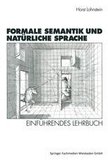 Formale Semantik und Natürliche Sprache
