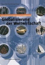Globalisierung der Weltwirtschaft