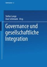Governance und gesellschaftliche Integration