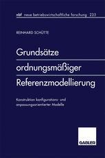 Grundsätze ordnungsmäßiger Referenzmodellierung