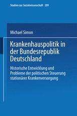 Krankenhauspolitik in der Bundesrepublik Deutschland