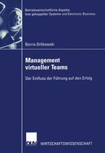 Management virtueller Teams