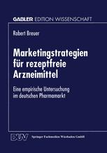 Marketingstrategien für rezeptfreie Arzneimittel