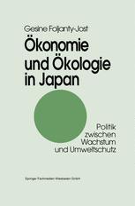 Ökonomie und Ökologie in Japan