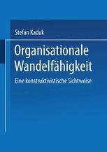 Organisationale Wandelfähigkeit
