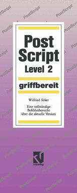 PostScript Level 2 griffbereit