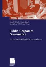 Public Corporate Governance