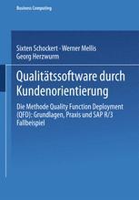 Qualitätssoftware durch Kundenorientierung