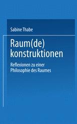 Raum(de)konstruktionen