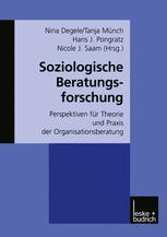 Soziologische Beratungsforschung