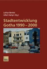 Stadtentwicklung Gotha 1990–2000