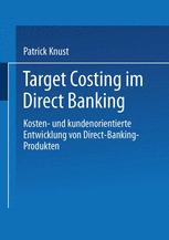 Target Costing im Direct Banking